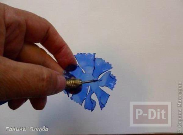 รูป 5 ช่อดอกไม้สวยๆ ทำจากดอกพลาสติก