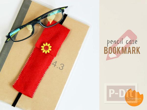 รูป 1 ที่คั่นหนังสือ กล่องดินสอ