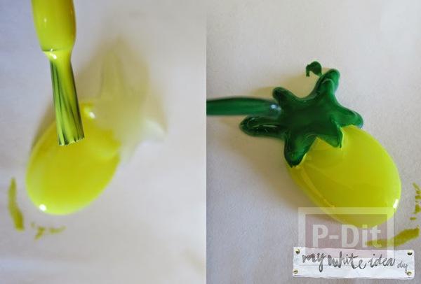 รูป 7 ทำจี้ประดับสร้อย จากกาว