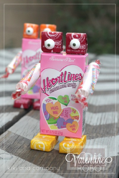 รูป 2 ของขวัญน่ารักๆ หุ่นยนต์ขนม น่ากิน