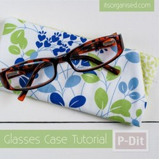 ซองใส่แว่นตา ทำจากผ้านิ่มๆ