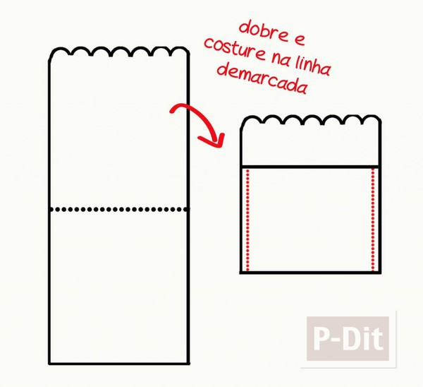รูป 5 สอนทำที่ใส่ไอแพด จากแผ่นหนัง