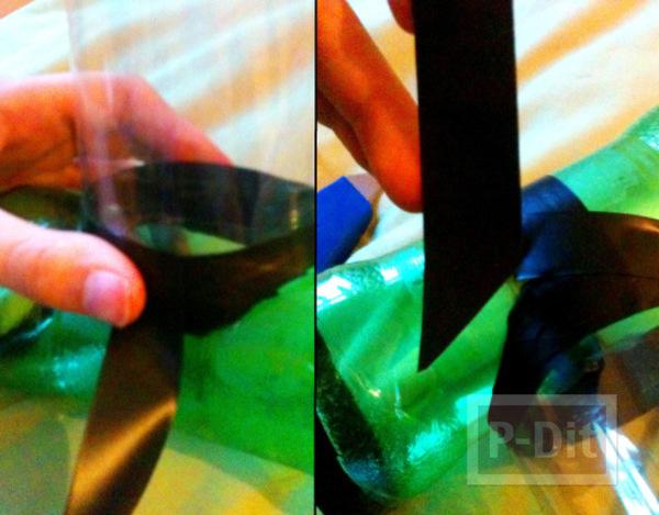 รูป 7 ของเล่นแฮมสเตอร์ ทำจากขวดน้ำพลาสติก