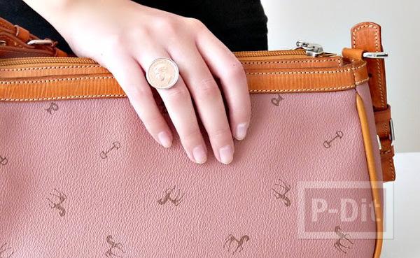 ไอเดีย ทำแหวนจากเหรียญ