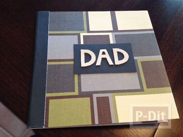 รูป 2 ไอเดียการ์ด ป็อบอัพ วันพ่อ เรือกระดาษสวยๆ