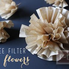สอนทำดอกไม้ จากกระดาษคัพเค้ก