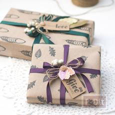 ไอเดียห่อกล่องของขวัญ วันคริสต์มาส