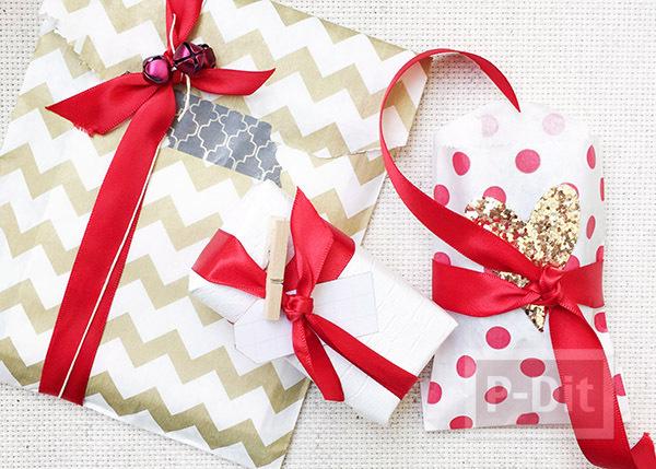 รูป 2 ไอเดียห่อของขวัญ แบบง่ายๆ