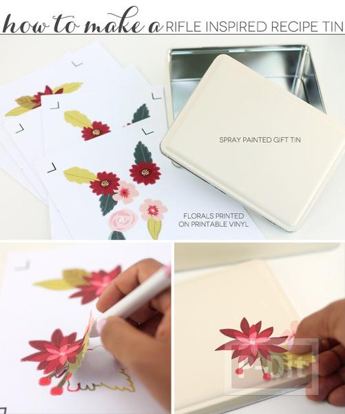 รูป 3 ตกแต่ง พ่นสี ติดกระดาษ กล่องสวย