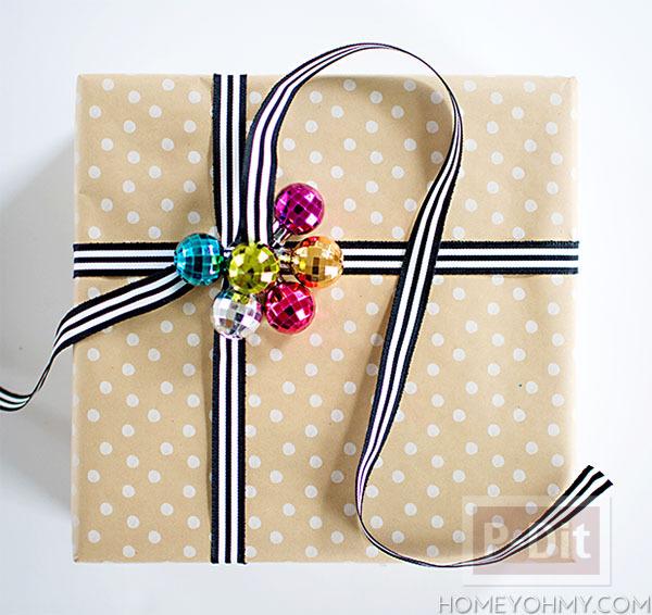 รูป 6 ไอเดียห่อของขวัญสวยๆ ผูกริบบิ้น น่ารักๆ