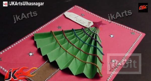รูป 6 การ์ดคริสต์มาส ต้นคริสต์มาส สวยๆ