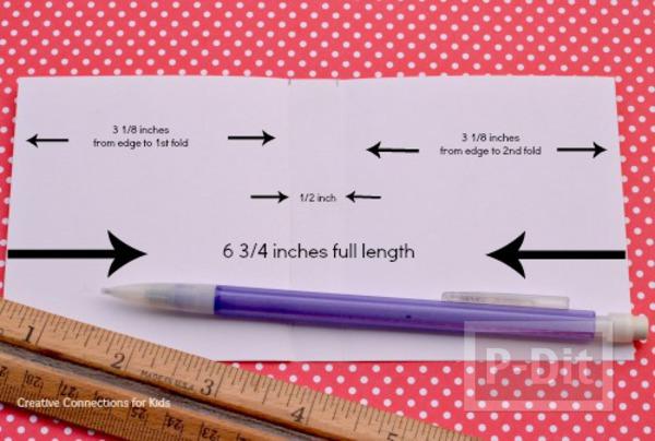 รูป 4 ไอเดียทำของแจก จากกระดาษโน๊ต