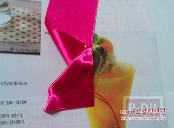 รูป 3 สอนทำกิ๊บติดผมสวยๆ ประดับดอกกุหลาบ