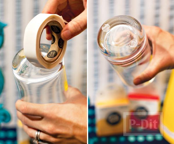 รูป 4 ไอเดียตกแต่งโคมไฟสวยๆ ประดับโต๊ะ