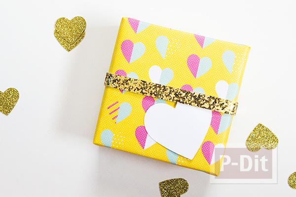 รูป 2 กล่องของขวัญน่ารักๆ วันวาเลไทน์