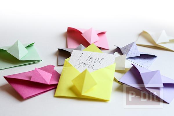 รวมไว้ที่นี่! วิธีพับกระดาษ สุดน่ารัก! มากมายหลายแบบ