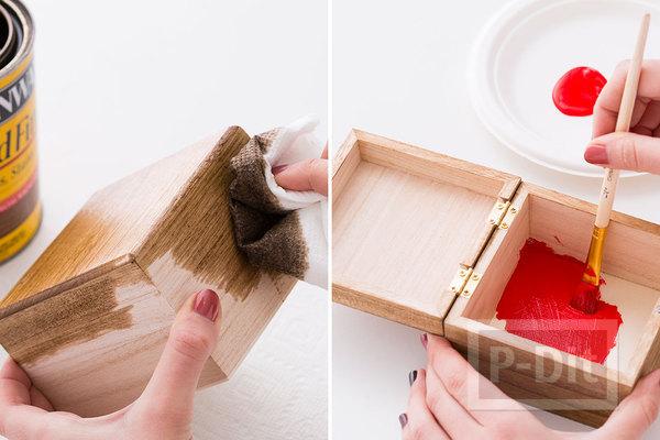 รูป 3 สอนทำกล่องใส่รูป เป็นของขวัญสวยๆ