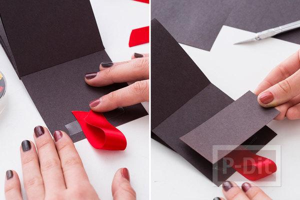 รูป 7 สอนทำกล่องใส่รูป เป็นของขวัญสวยๆ