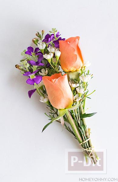 รูป 3 ช่อดอกกุหลาบสวยๆ แจกวันวาเลนไทน์