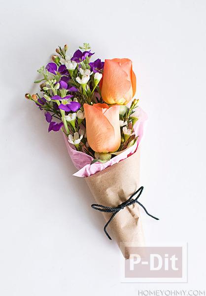 รูป 5 ช่อดอกกุหลาบสวยๆ แจกวันวาเลนไทน์