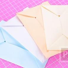 ซองจดหมาย พับง่ายๆ จากกระดาษ A4