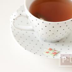 แกวกาแฟ ตกแต่งลายสวยๆ จากสีเมจิก