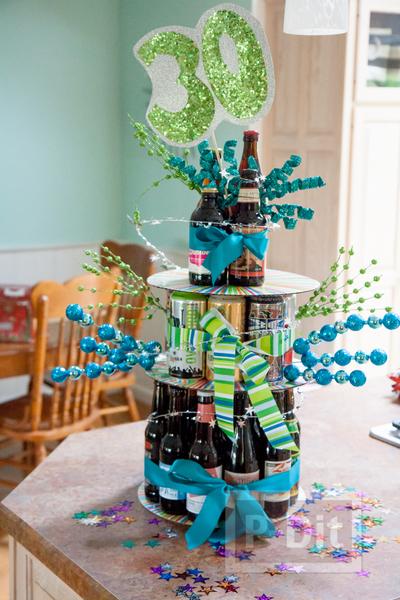 รูป 1 ไอเดียเค้ก เค้กเบียร์หลากหลายรส