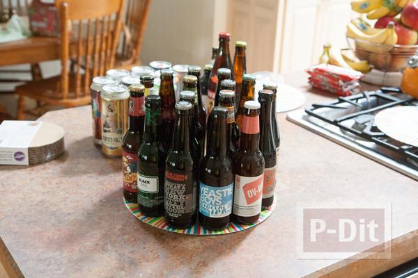 รูป 2 ไอเดียเค้ก เค้กเบียร์หลากหลายรส