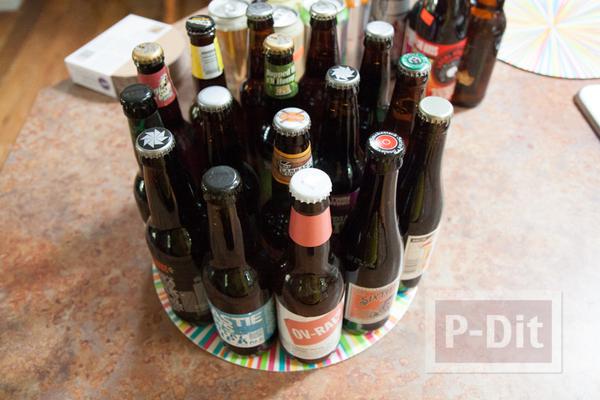 รูป 3 ไอเดียเค้ก เค้กเบียร์หลากหลายรส