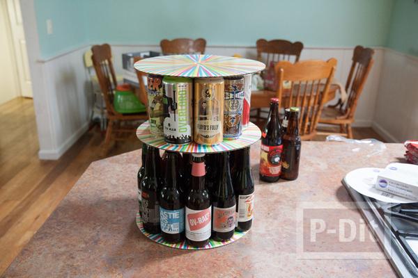 รูป 6 ไอเดียเค้ก เค้กเบียร์หลากหลายรส