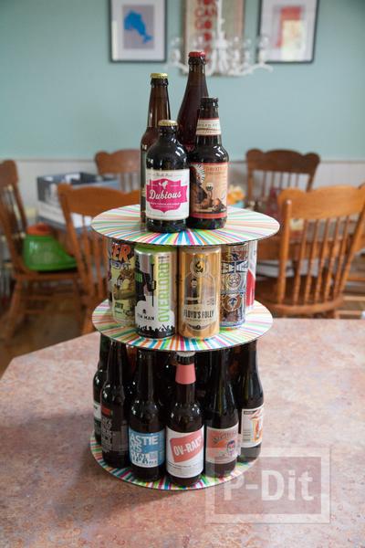 รูป 7 ไอเดียเค้ก เค้กเบียร์หลากหลายรส