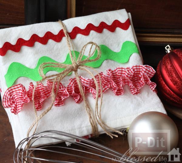 ไอเดียห่อผ้าเช็ดตัวเป็นของขวัญ เก๋ๆ