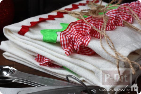 รูป 4 ไอเดียห่อผ้าเช็ดตัวเป็นของขวัญ เก๋ๆ