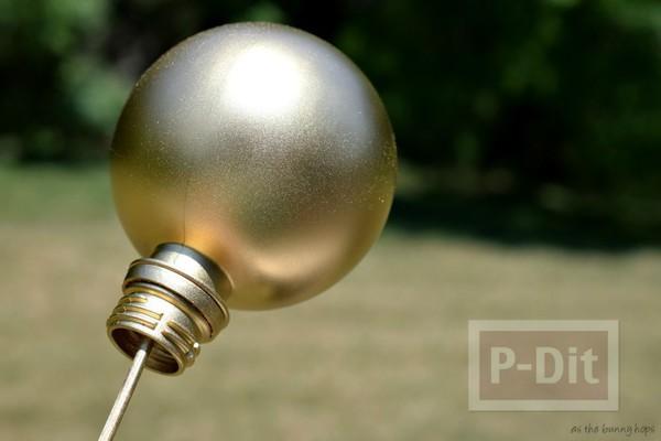 รูป 5 บอลลูนน่ารักๆ ทำจากขวดน้ำ