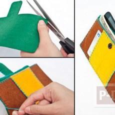 เย็บกระเป๋าสตางค์สวยๆ แบบง่ายๆ