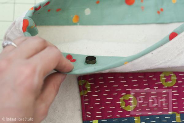 รูป 3 ถุงผ้าเก่าๆ นำมาตกแต่ง ทำลายใหม่สวยๆ