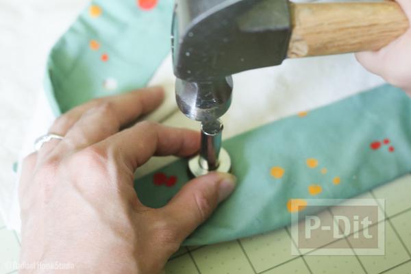 รูป 5 ถุงผ้าเก่าๆ นำมาตกแต่ง ทำลายใหม่สวยๆ