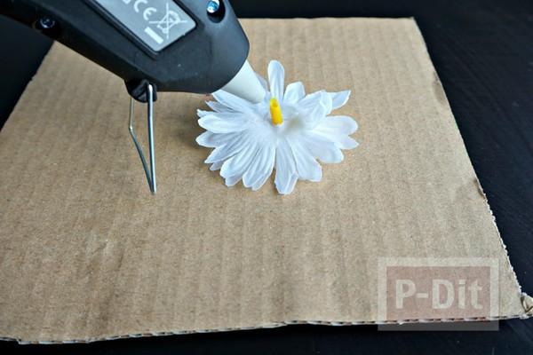 รูป 2 ที่รัดผม ตกแต่งประดับดอกไม้