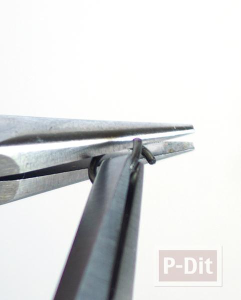 รูป 4 พวงกุญแจไม้ก็อกสวยๆ ประดับสก็อตเทปลายน่ารัก