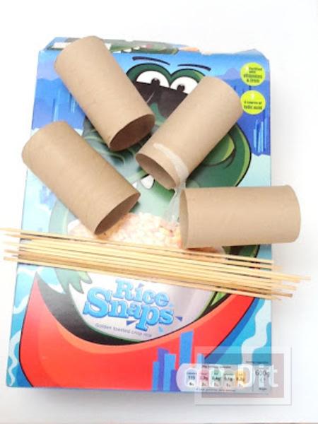 รูป 3 ทำของเล่น จากแกนกระดาษทิชชู
