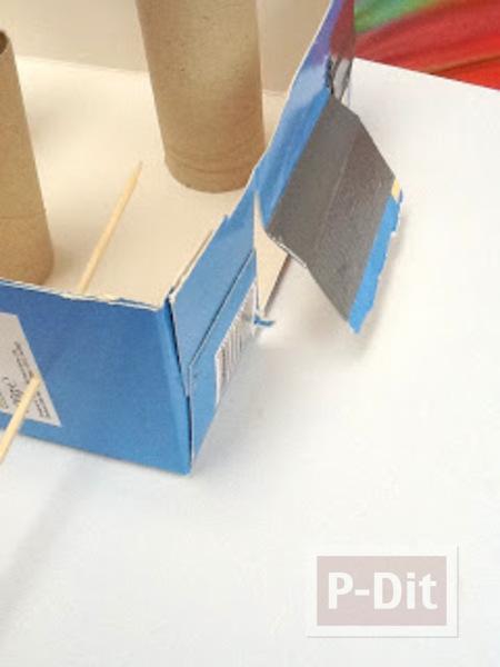 รูป 5 ทำของเล่น จากแกนกระดาษทิชชู
