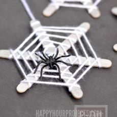 ของประดับงานปาร์ตี้ วันฮาโลวีน ใยแมงมุม