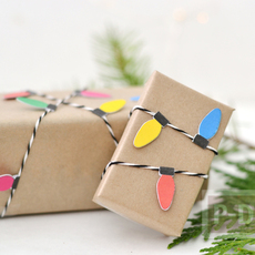 ไอเดียกล่องของขวัญ ผูกเชือกสวยๆ