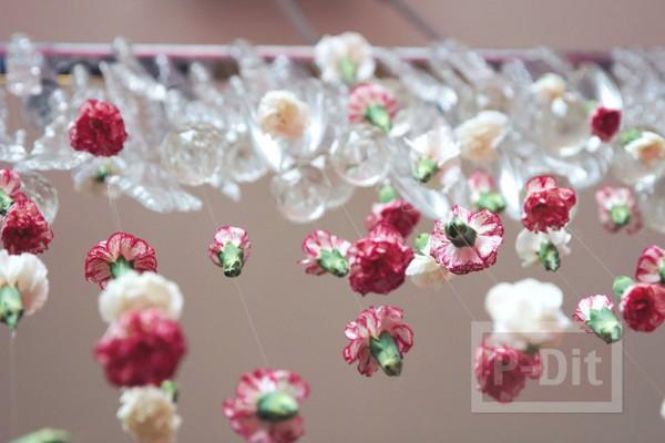 รูป 3 ตกแต่งบ้าน ดอกไม้สด สีสวย