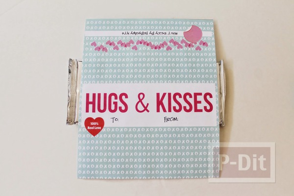 รูป 2 ช็อคโกแลตน่ากิน ห่อกระดาษสีสวย ลายน่ารักๆ