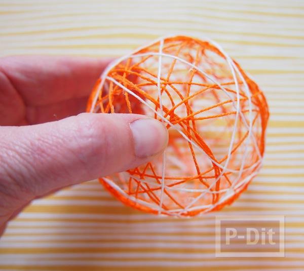 รูป 3 สอนทำรังนก รังไข่ จากเชือก