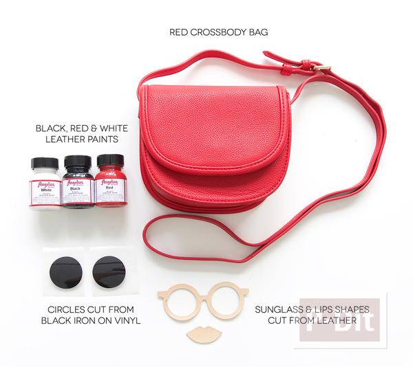 รูป 2 กระเป๋าลายน่ารัก ใส่แว่น