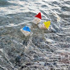 ทำเรือใบของเล่น จากจุกก๊อก