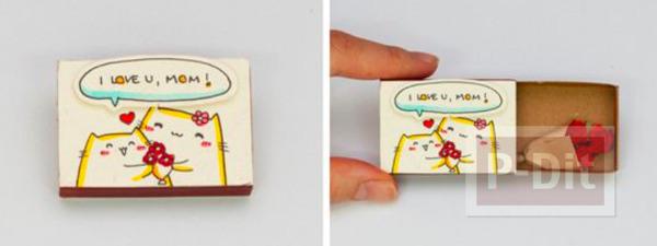 การ์ดวันแม่น่ารักๆ ส่งความรัก ในกล่องเล็กๆ