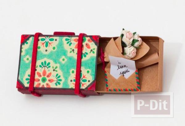 รูป 2 การ์ดวันแม่น่ารักๆ ส่งความรัก ในกล่องเล็กๆ